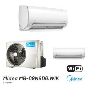 MIDEA-Klima-uredjaj-inverter-MB-09N8D6.WIK