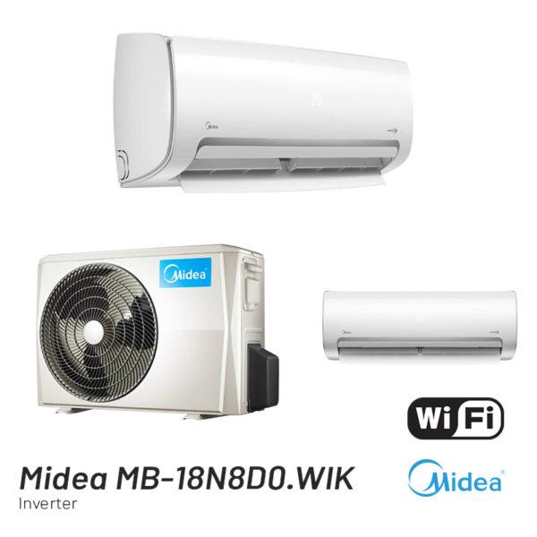 MIDEA-Klima-uredjaj-inverter-MB-18N8D0