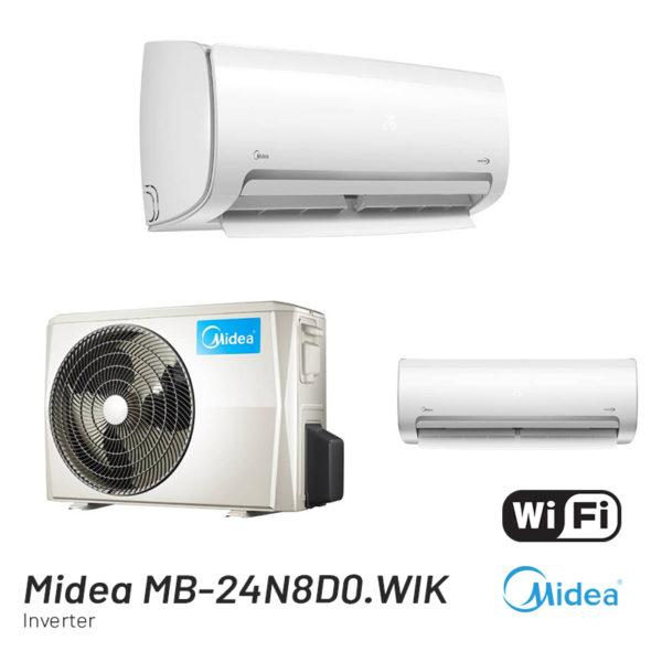 MIDEA-Klima-uredjaj-inverter-MB-24N8D0