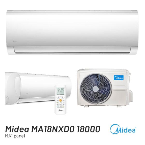 Midea inverter klima uredjaj MA18NXD0 18000 cena utisci